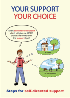 Your Support Your Choice SDS Booklet: Dundee Carers Centre