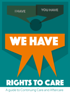 Rights to Care Booklet