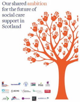Shared Ambition for Social Care Event: 1 Year On - Whats Happened?