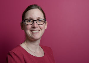 Portrait image of Jess Wade, SDSS Manager