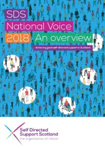 Image of cover of National Voice 1018 report.