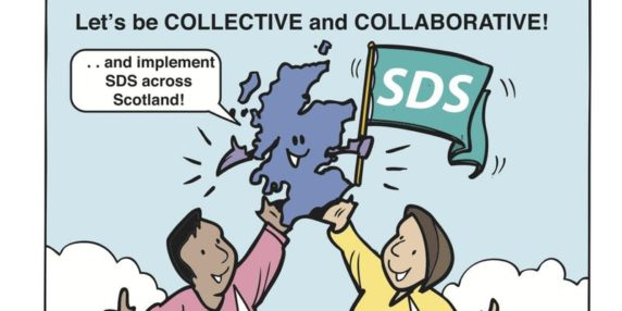 SDS Collective Launch - 21st November 2018 in Glasgow - be there!