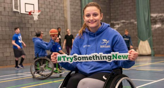 ILF #TrySomethingNew campaign launched