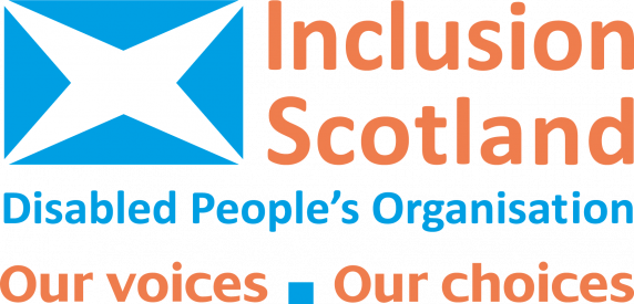 Inclusion Scotland Disabled leadership network.
