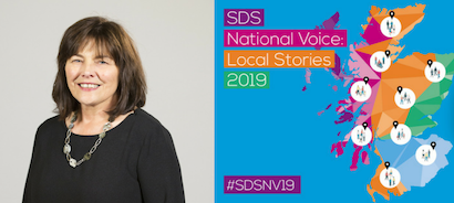 SDS National Voice 2019: Q&A with Cabinet Secretary for Health and Sport, Jeane Freeman and last chance to book!