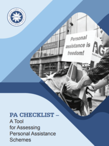 PA checklist report cover