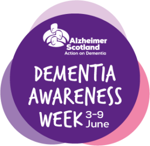 Dementia Awareness Week 3-9 June