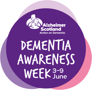Support Dementia Awareness Week: 3-9 June 2019