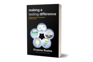 Making a lasting difference: sustaining non-profit organisations and their impact.