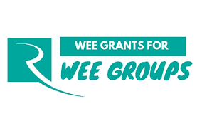 Potential funding opportunity for members: Wee Grants for Wee Groups.