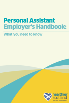 Redeveloping the PA Employer's handbook.