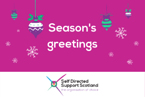 End of year message from our Chief Executive