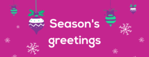 Season's greetings from SDSS