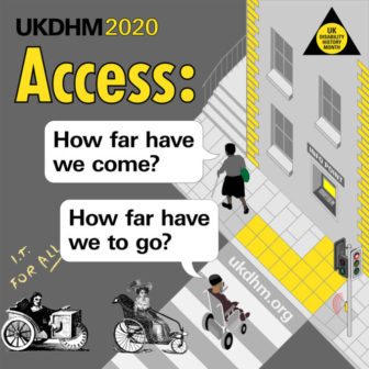 UK Disability History Month: A time to take stock and reconsider