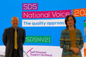 A round up of the 2021 SDS National Voice