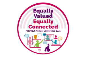Equally Valued:Equally Connected – ALLIANCE Annual Conference