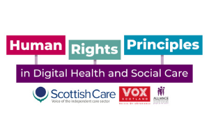 Human Rights Principles in Digital Health and Social Care