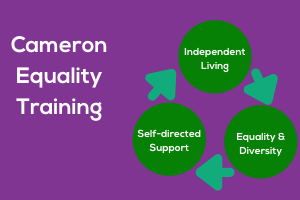 Disability Equality Training for SDSS Members