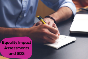 Equality Impact Assessments and SDS web